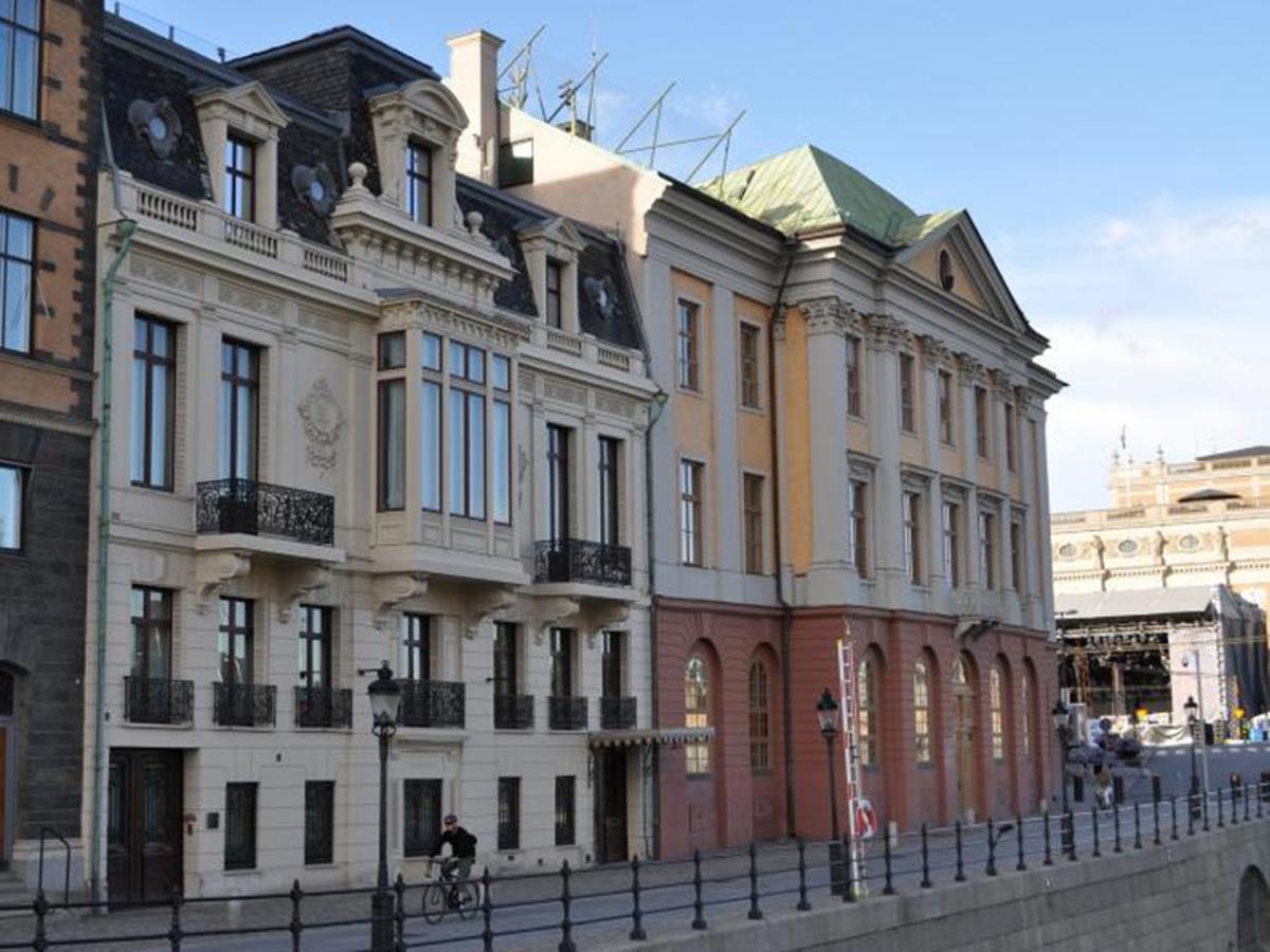 Дворец премьер-министра Швеции