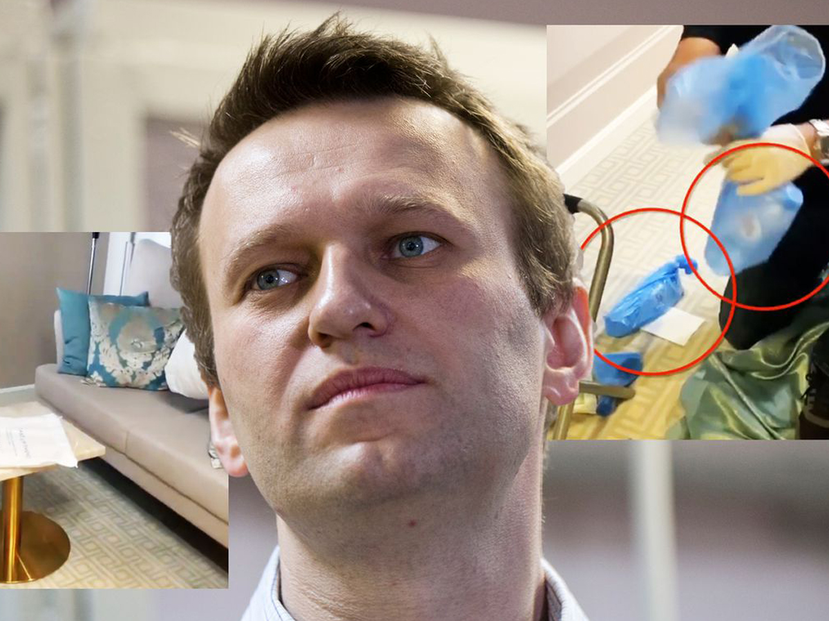ФСИН решила «предпринять все действия» для задержания Навального