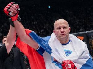 Фёдор Емельяненко госпитализирован с коронавирусом