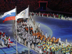 Гимном спортсменов РФ на Олимпиадах может стать