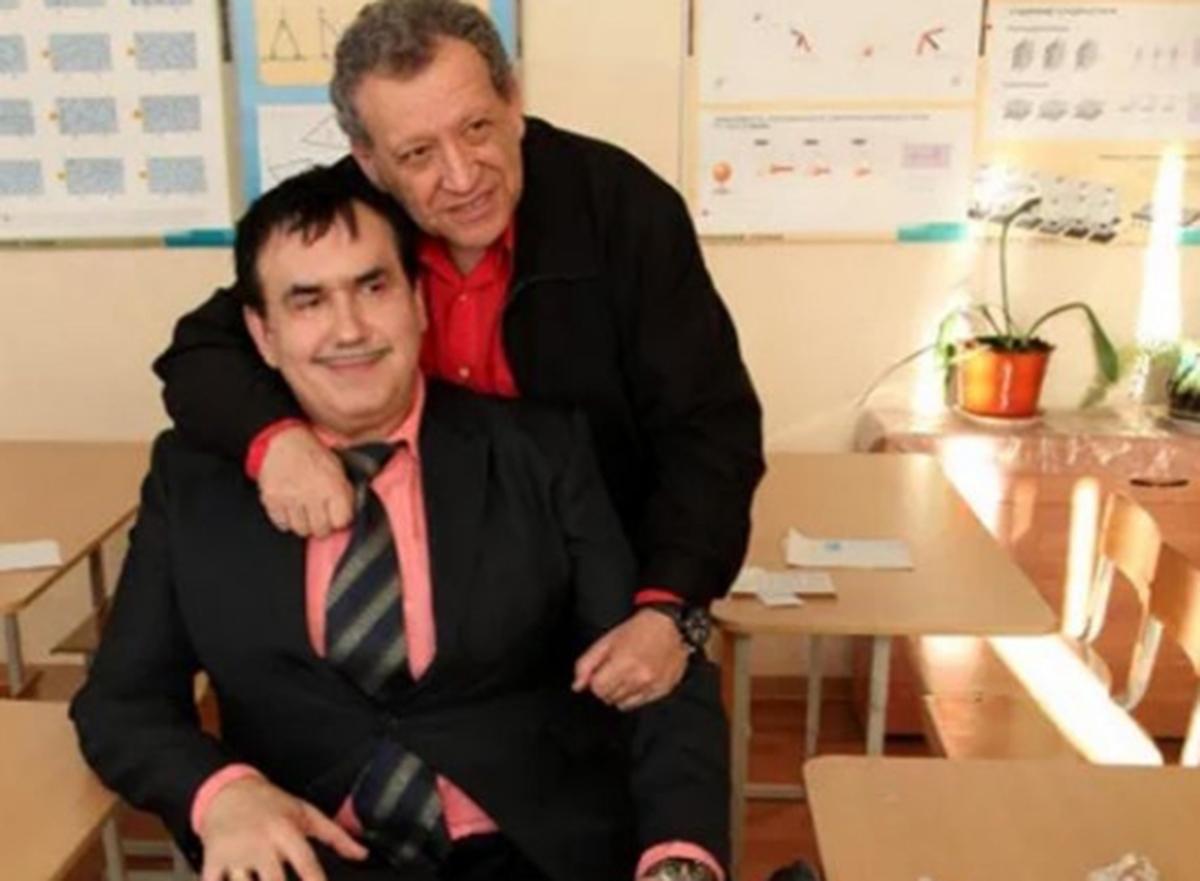 Станислав Садальский и Борис Грачевский