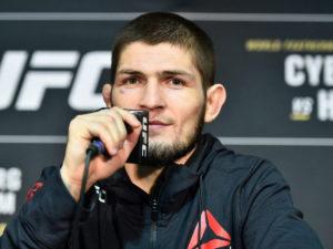 Хабиб Нурмагомедов назвал главе UFC условия возобновления карьеры