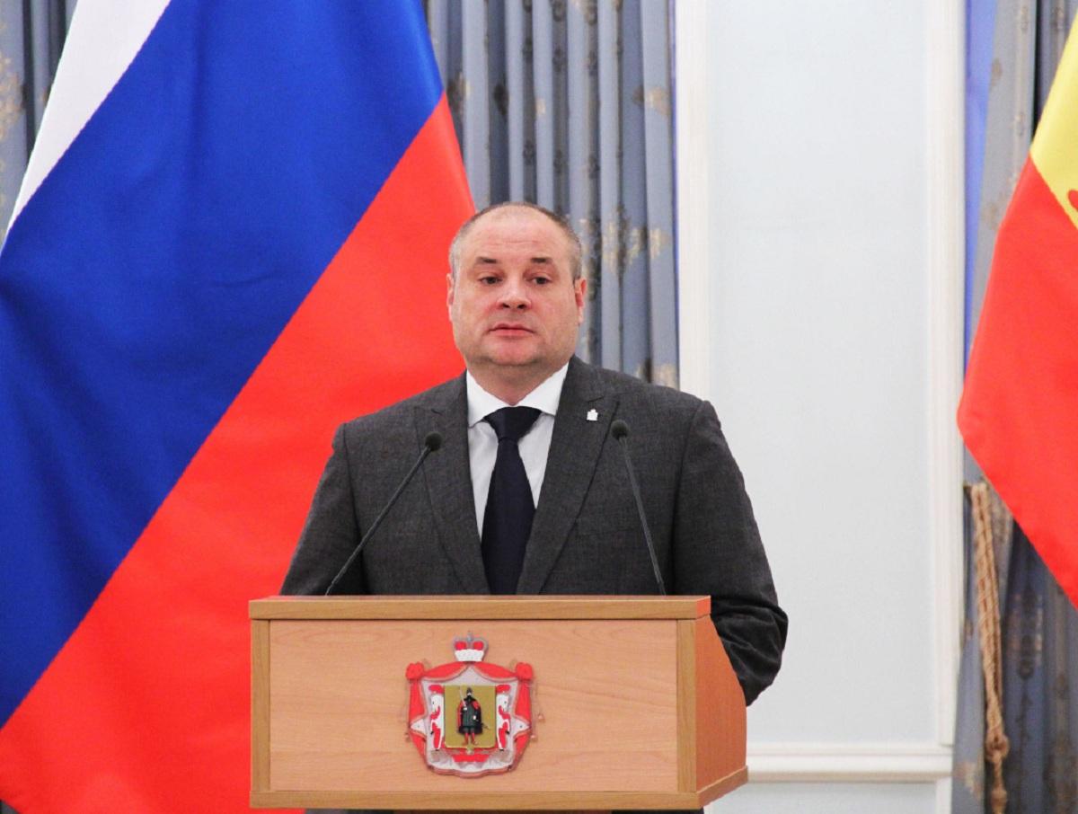 Рязанский вице-губернатор, которого у Путина просили наградить, уволился