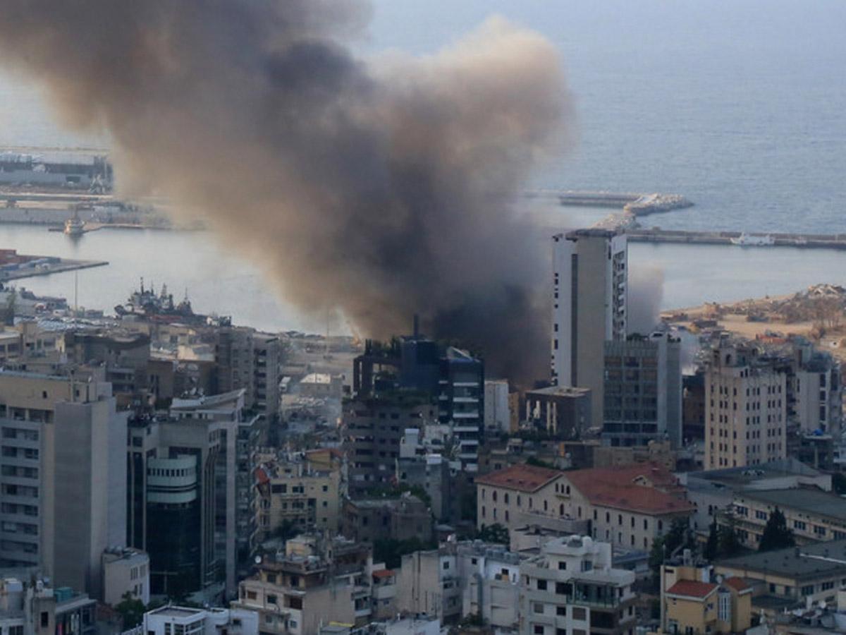 Интерпол после смертоносного взрыва в Бейруте объявил в розыск двух россиян