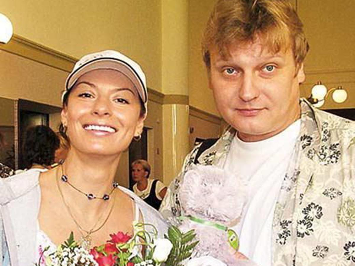 Ирина Лачина Олег Будрин