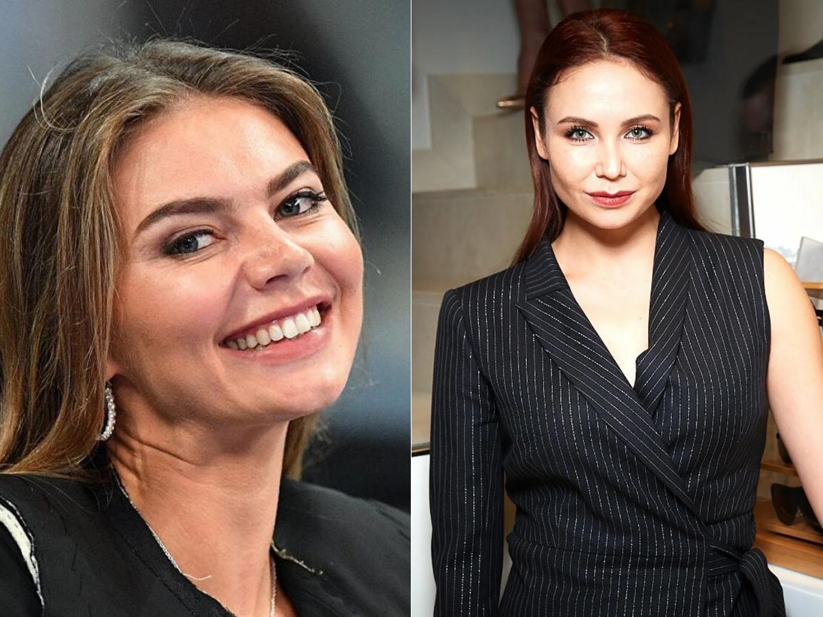Алина Кабаева Ляйсан Утяшева