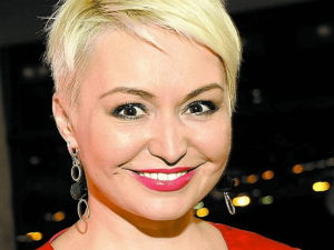 Певица Катя Лель запечатлела на видео