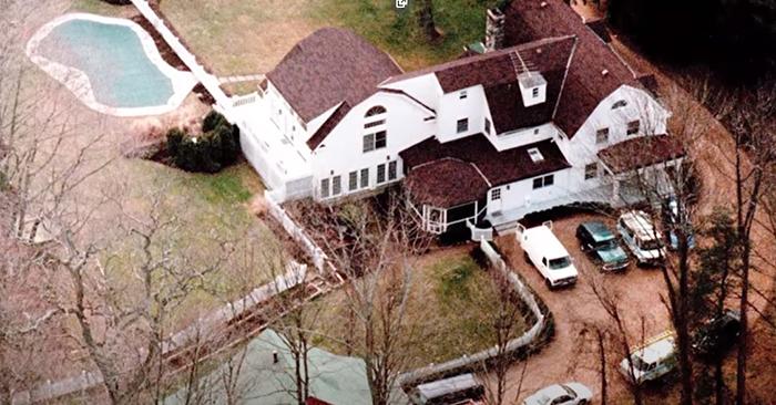 Дом Билла Клинтона
