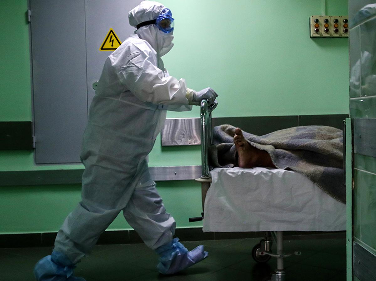Осложнения и смерть от коронавируса