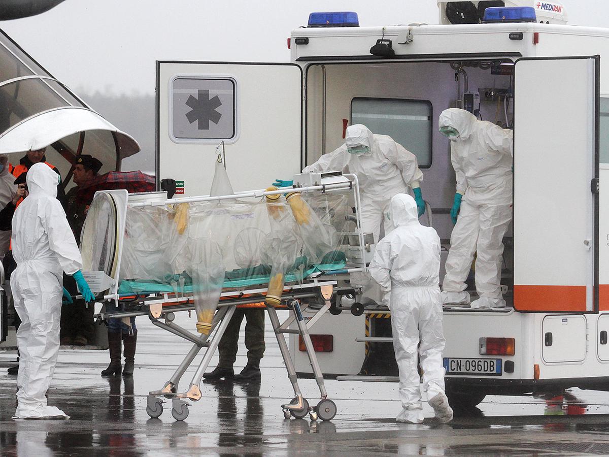 Пандемия коронавируса 2021