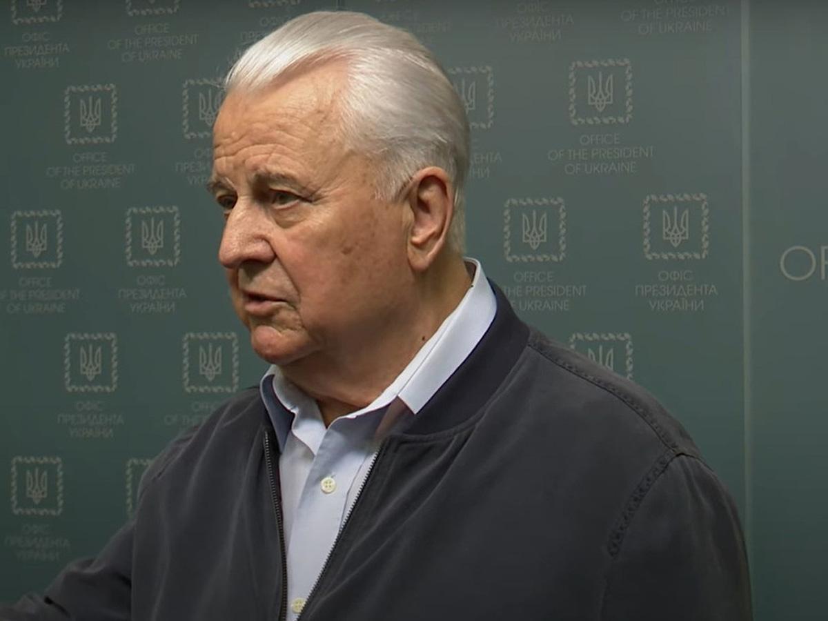 Кравчук призвал найти компромисс по Крыму
