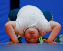 10-летний мальчик поправился до 85 килограммов и продолжает набирать вес
