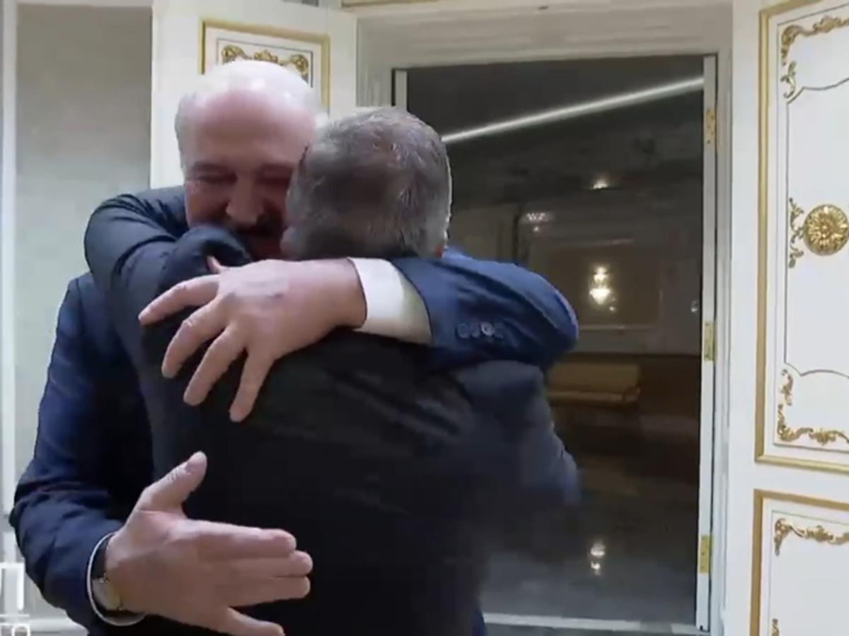 Лукашенко Фазель