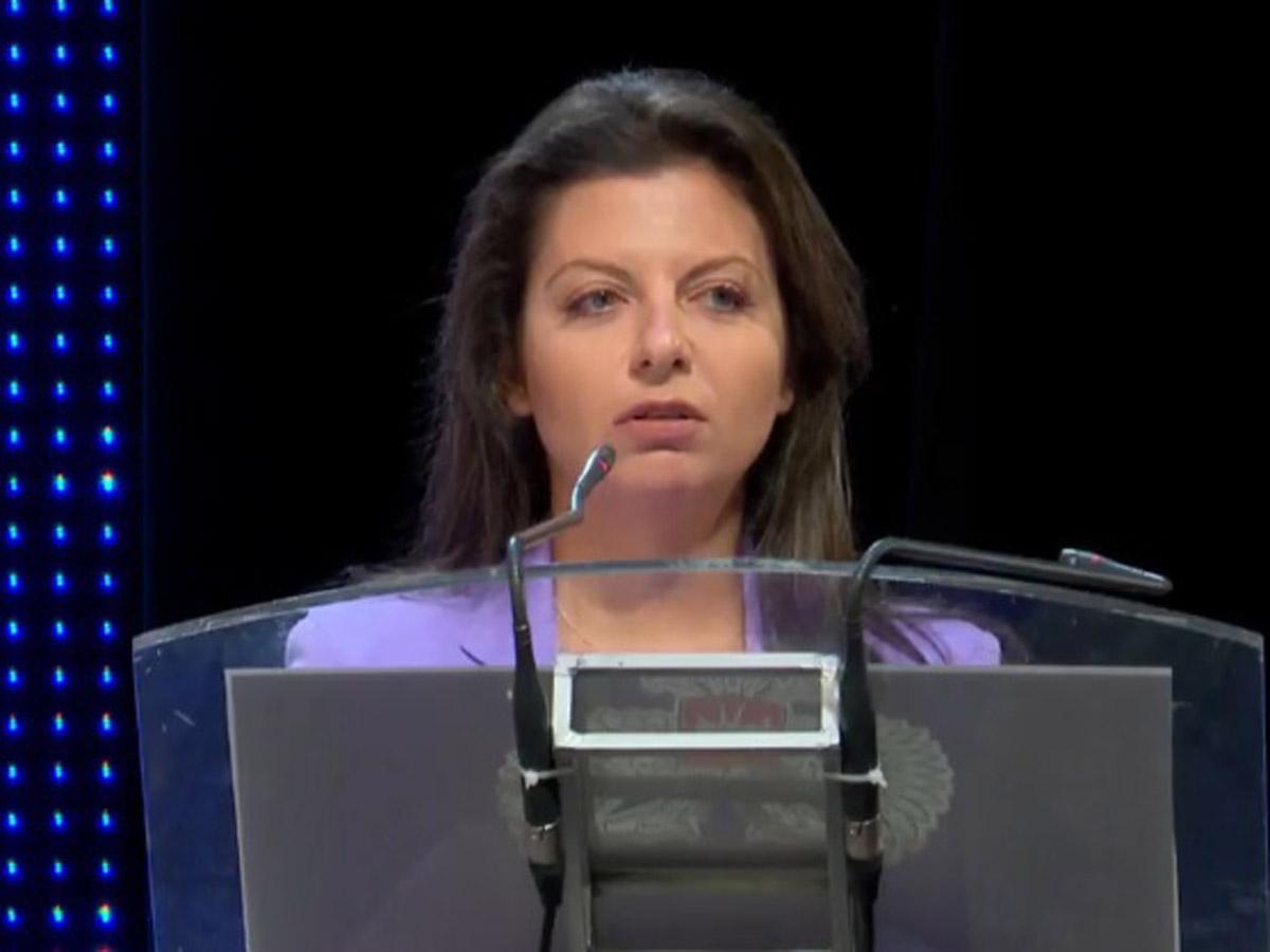 МИД ответил на призыв Симоньян присоединить Донбасс