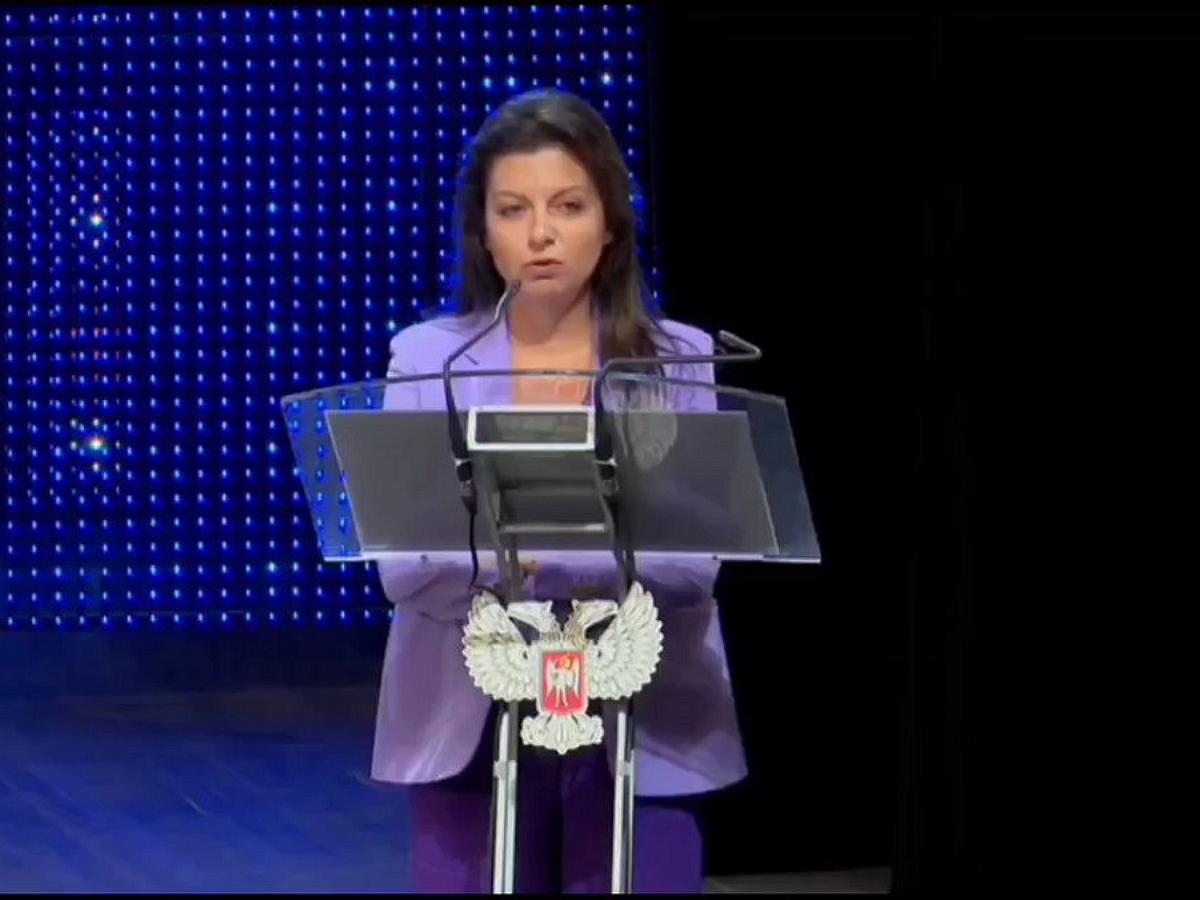 Симоньян призвала Россию «забрать Донбасс домой»