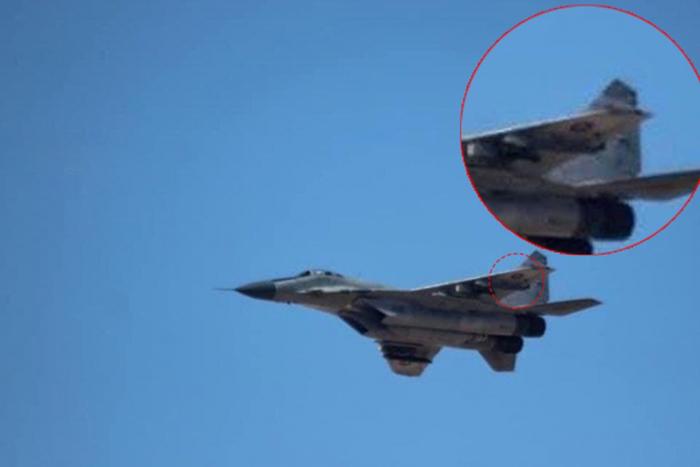 Миг-29 в Ливии