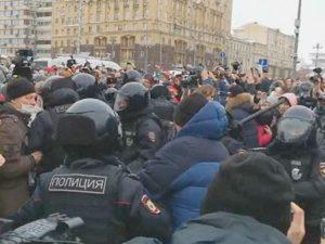 В Москве задержаны первые фигуранты дела о насилии над силовиками