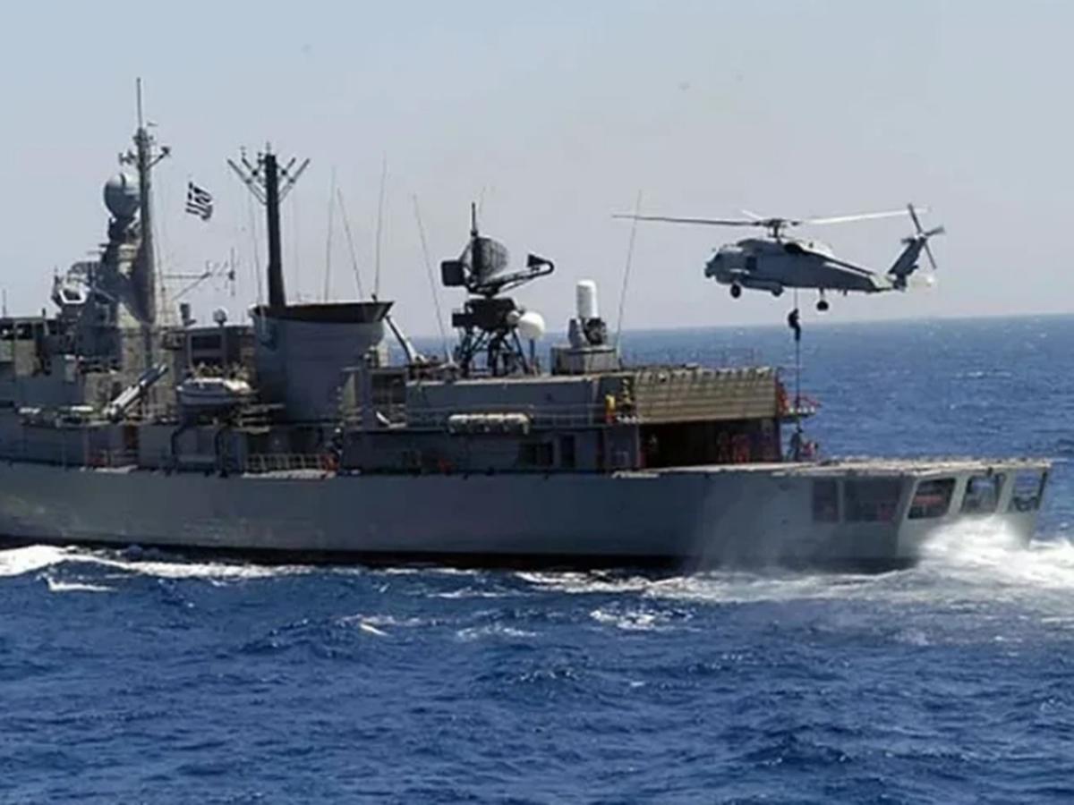 Высадка НАТО