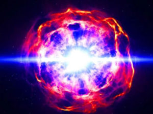 На Землю обрушилось излучение колоссального взрыва из другой галактики