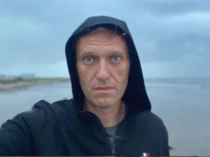 Навальный опубликовал новое обращение из