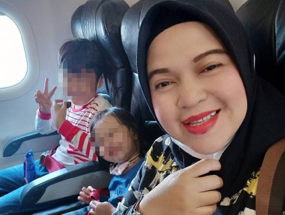 Беременная мать оставила последнее сообщение перед крушением Boeing 737 в Индонезии