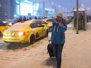 Пассажирка заплатила за такси внутри Шереметьево 17 тысяч рублей