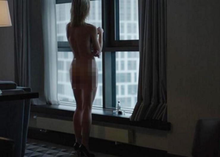Полина Гагарина полностью разделась в сериале «Бывшие» (ФОТО)