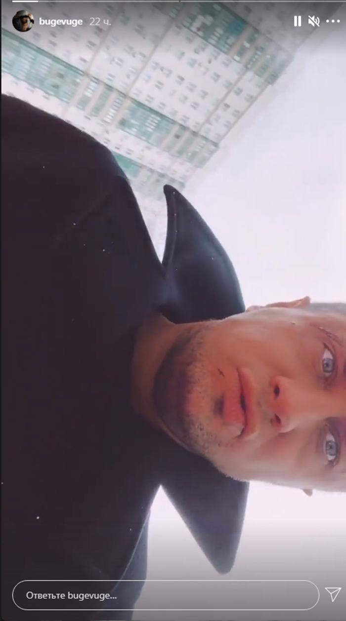 Шрамы на лице Павла Прилучного