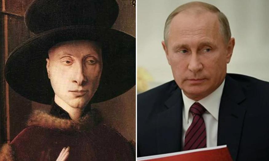 Двойник Путина