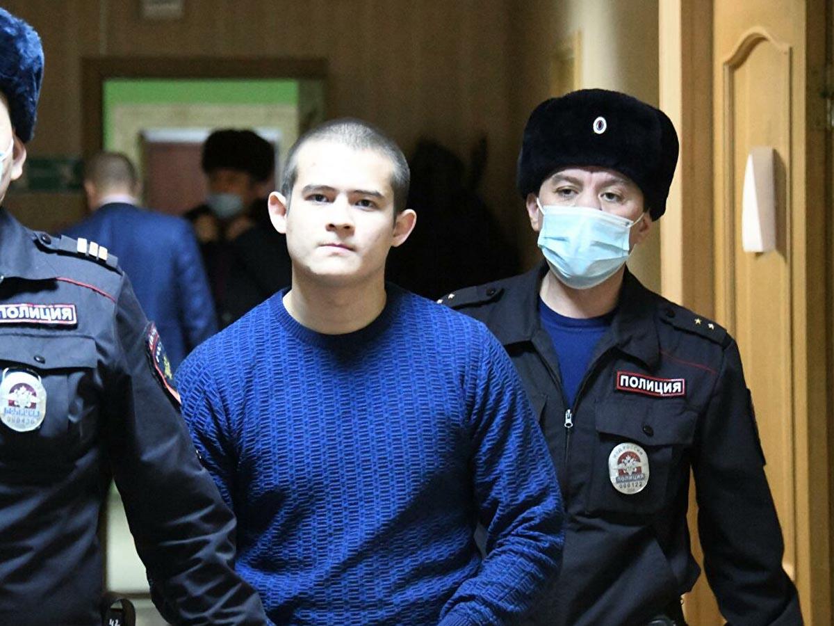 РассШамсутдинов получил 24,5 года