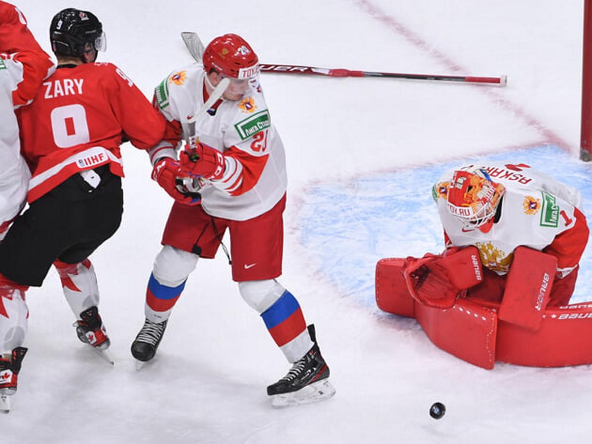 Россия проиграла Канаде в полуфинале МЧМ