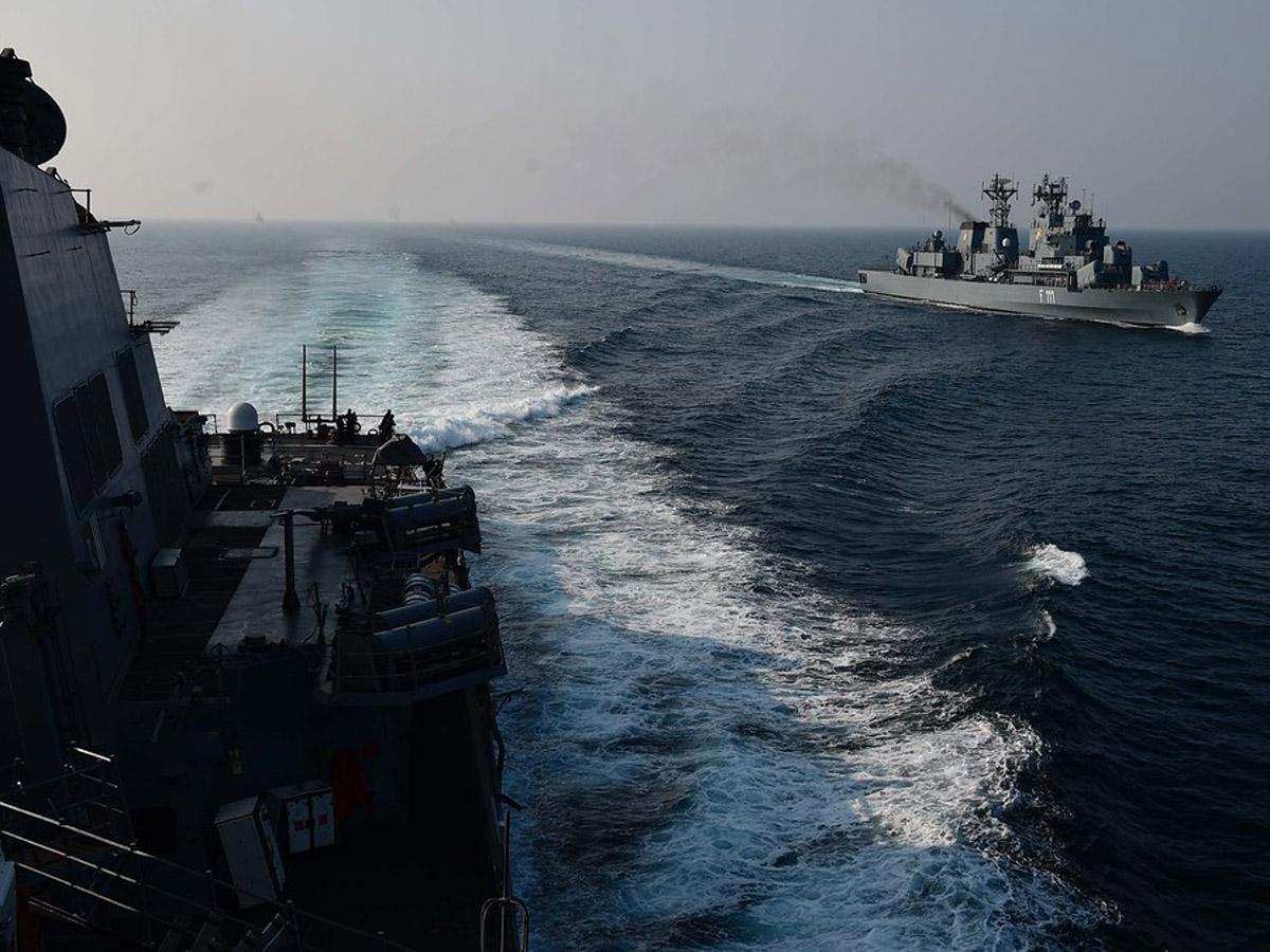 Россия не дала США заблокировать российский флот