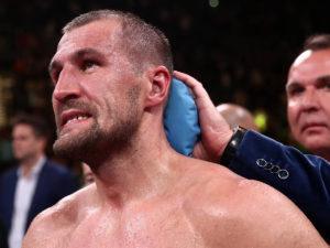 Русского боксера Сергея Ковалева поймали на допинге