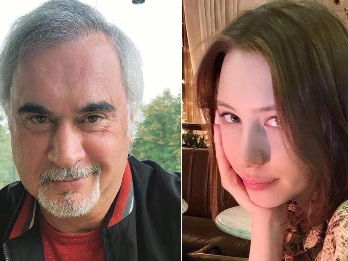 СМИ: дочь Меладзе сломала шею в Рождество