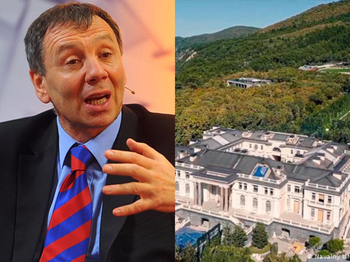 Политолог Марков раскрыл, для кого был построен «дворец Путина»