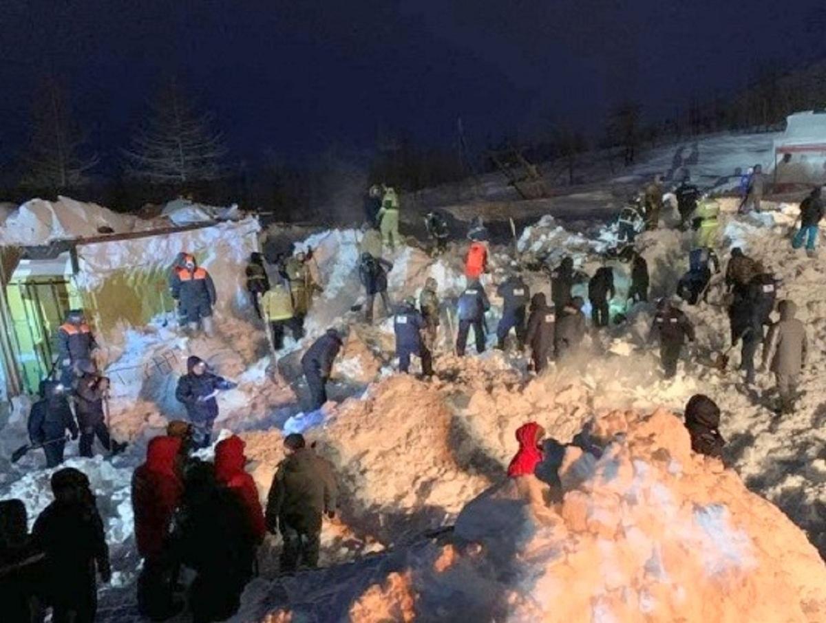 По делу о сходе лавины в Норильске задержан первый обвиняемый