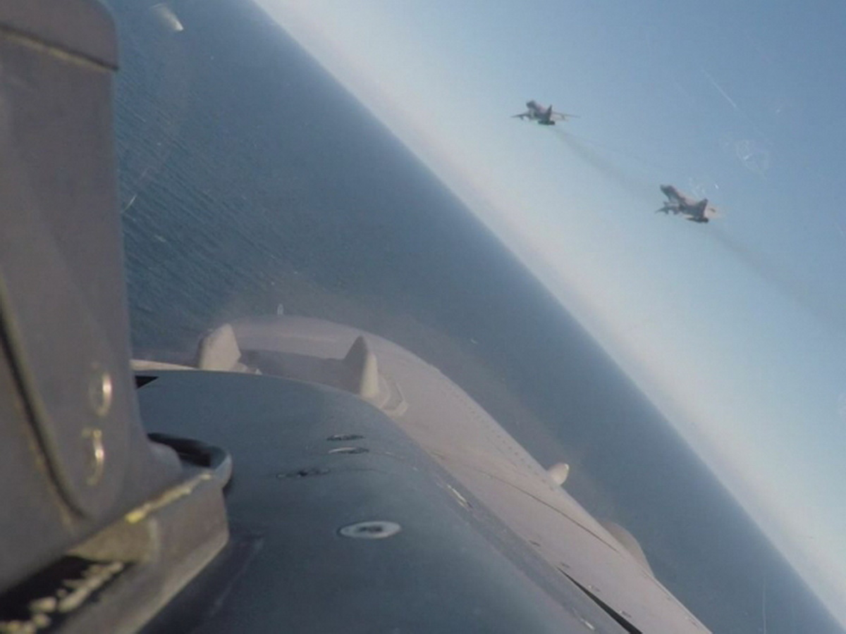 Су-30 и Су-34