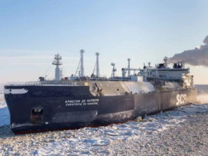 Панаму напугал маневр России с танкером без ледокола на Северном морском пути