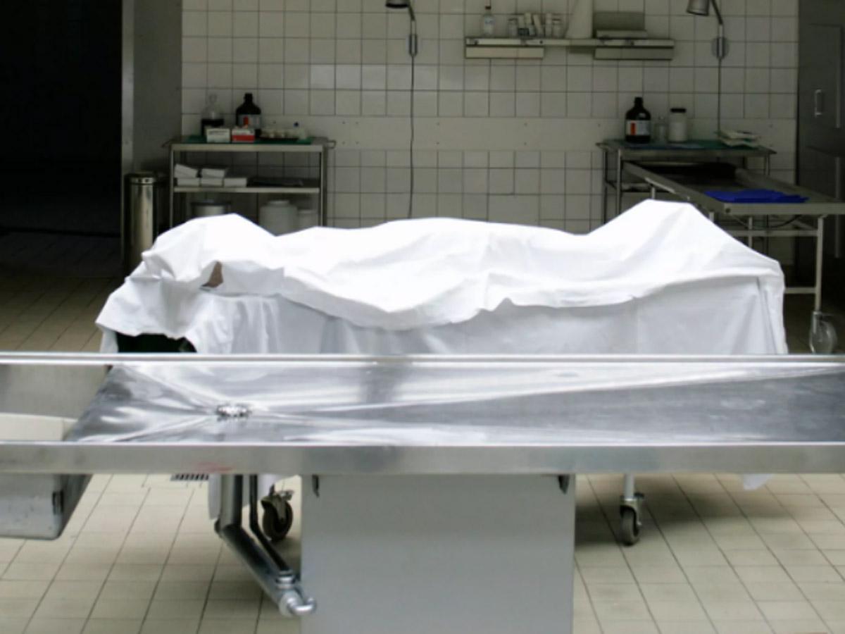 мужчина воскрес, проведя трое суток в морге
