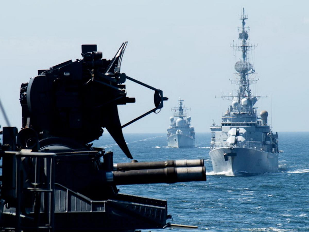 ВМФ РФ в Средиземном море