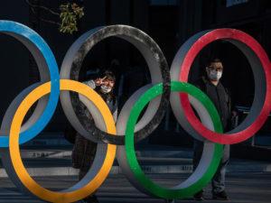 Япония категорически отрицает решение об отмене Олимпиады в Токио