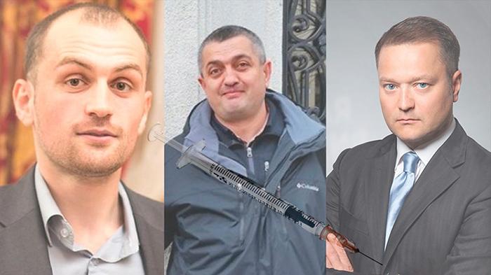 Убитые отравителями Навального