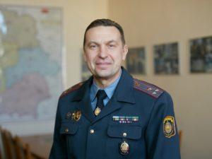 «Применять оружие прямо в лоб»: опубликована аудиозапись с выступления белорусского замминистра МВД