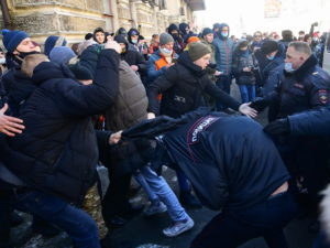 Акции в поддержку Навального