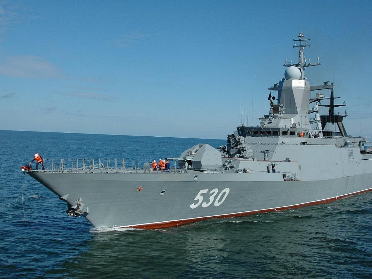 """Россия приготовила """"убойный"""" ответ на провокации ВМФ США на Дальнем Востоке"""
