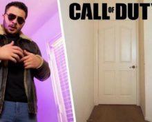 Герои игр входят в дверь
