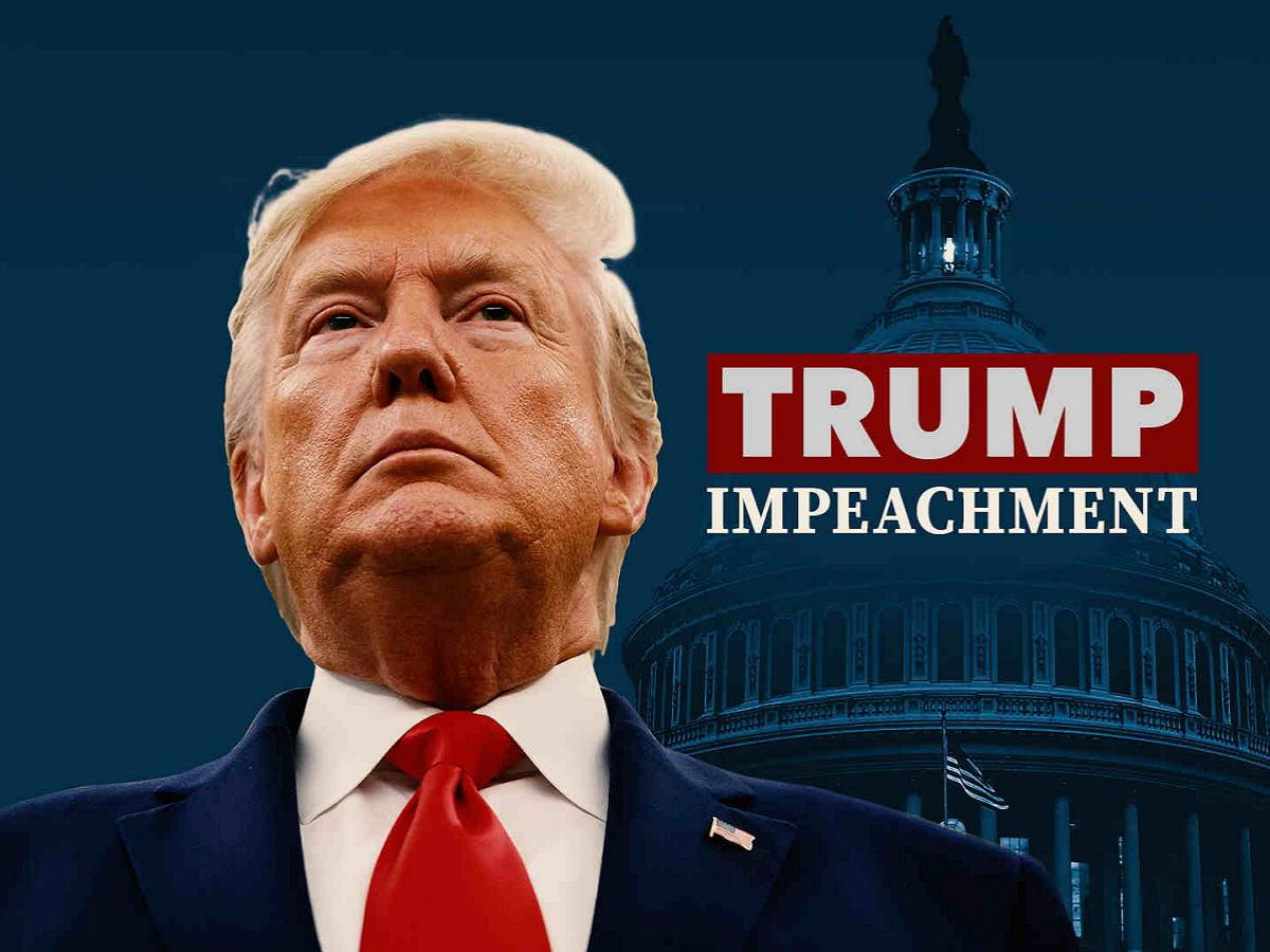 Конгресс США опубликовал текст резолюции об импичменте Трампу