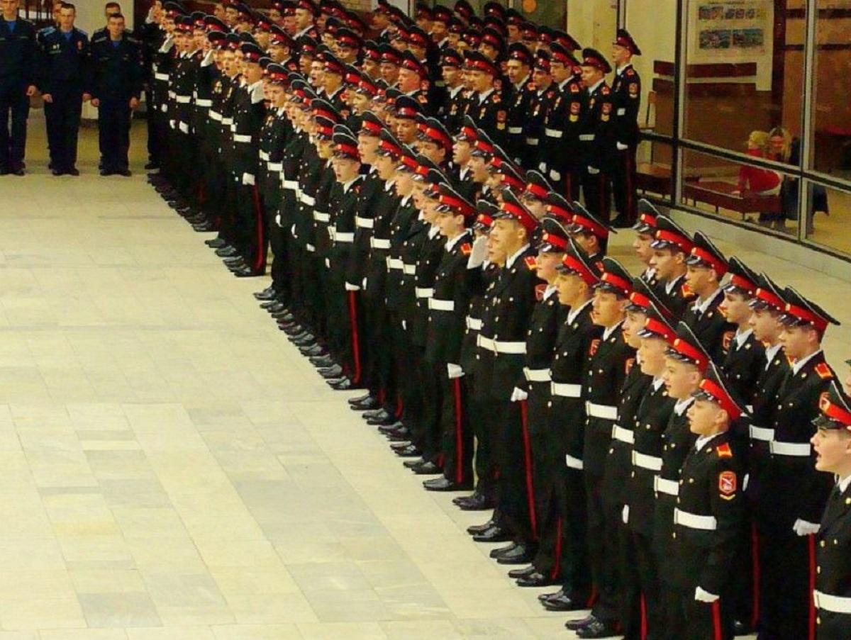 Офицера кадетской школы в Воронеже обвинили в избиении детей