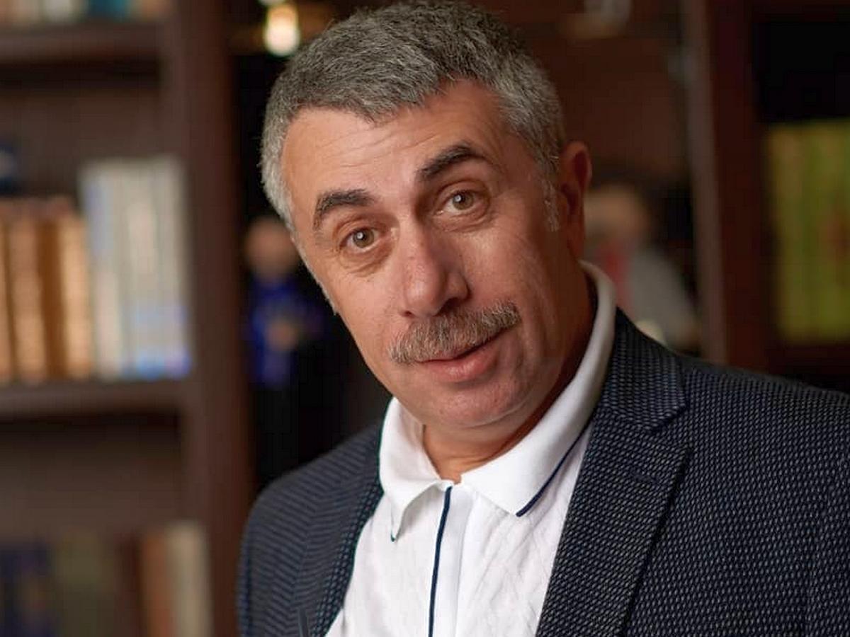 Практические советы Комаровского относительно профилактики коронавируса собрали около 200 тыс. просмотров