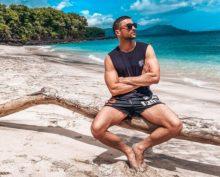 Сергей Лазарев устроил жаркие пляски на Бали